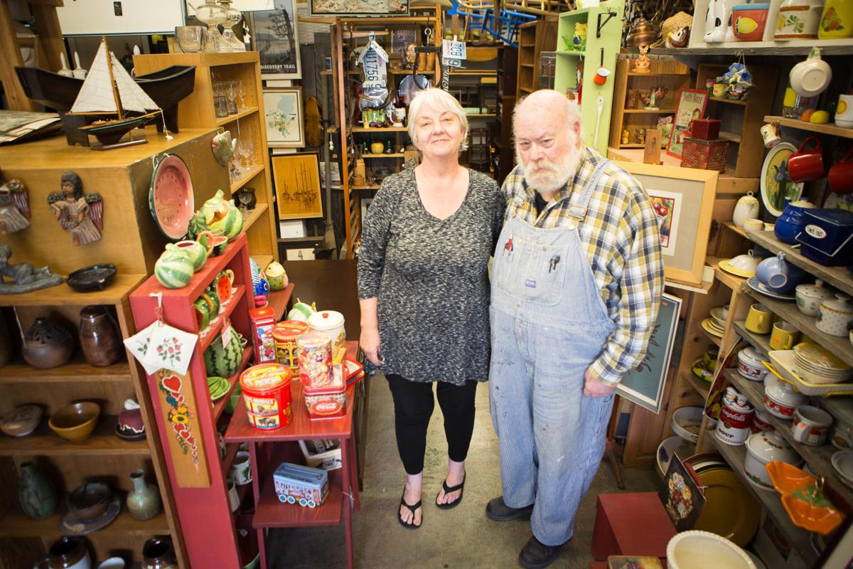 Mary and Skip Wilson opened Bay Trader along Sandridge Road in Long Beach in 1997