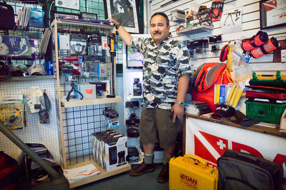Meet the Merchant  Floyd Holcom of Astoria Scuba and Kayak