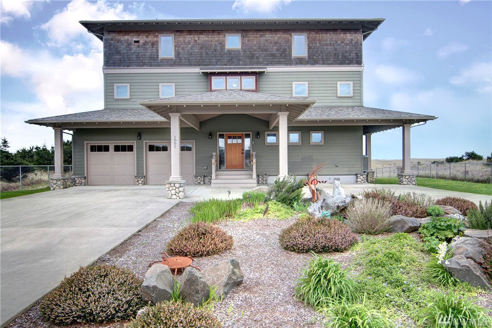 Pacific County top-price home