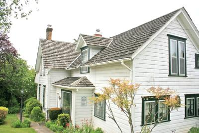 Julia Butler Hansen residence 2019