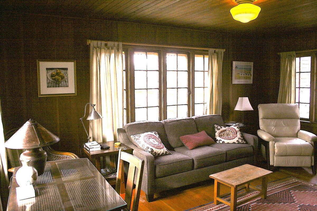 Walker living room