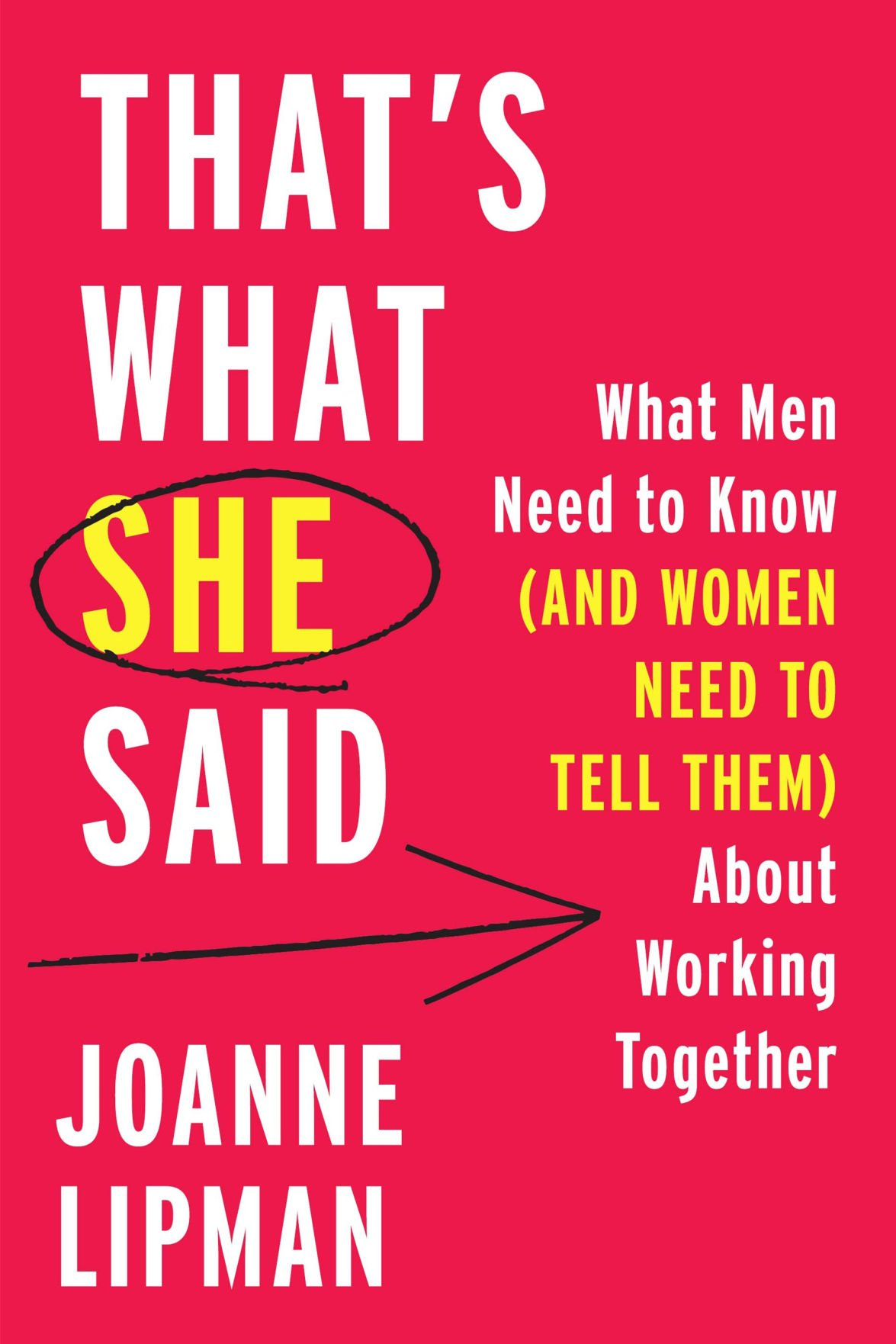 Business Bookworm:  'That's What She Said'