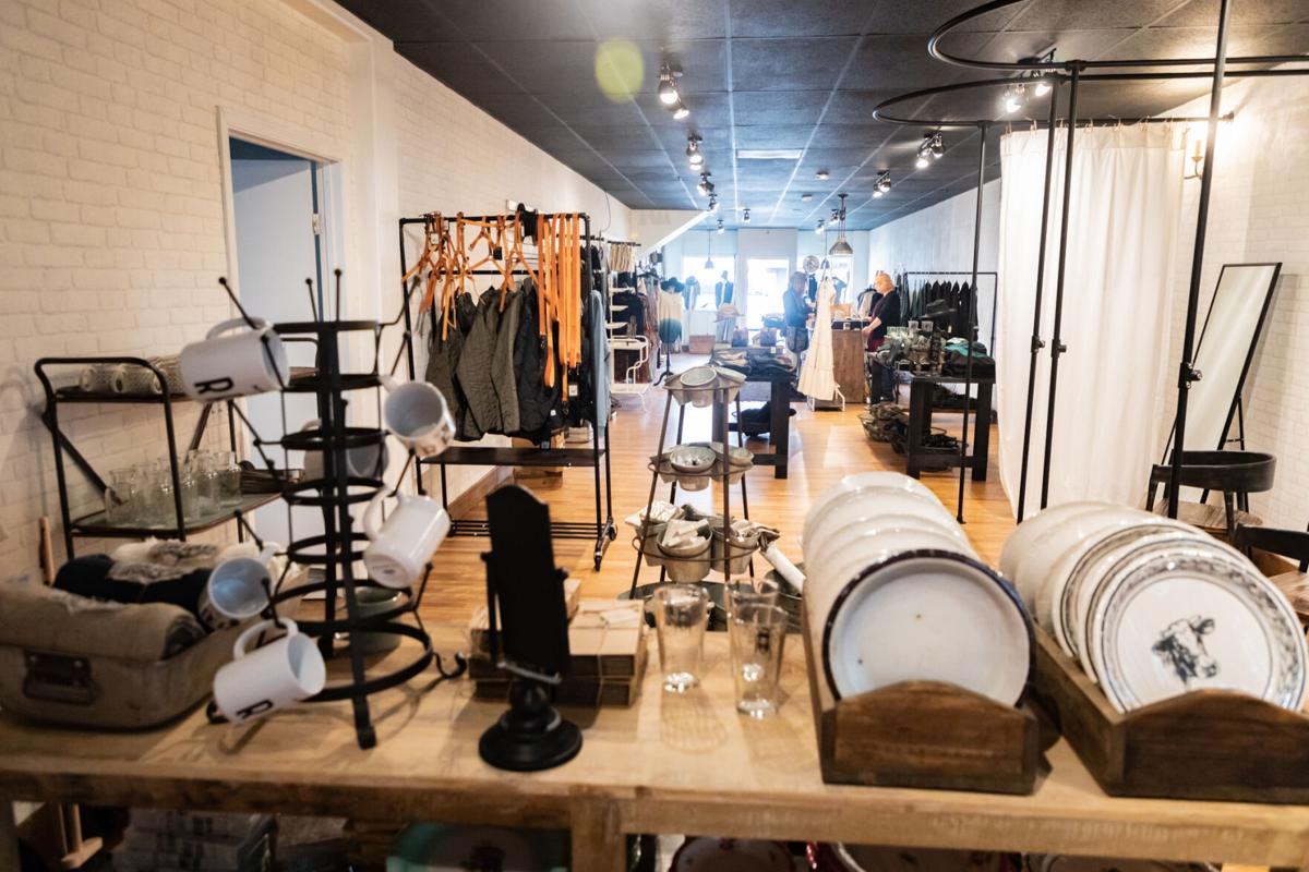Clothing, home goods and gifts