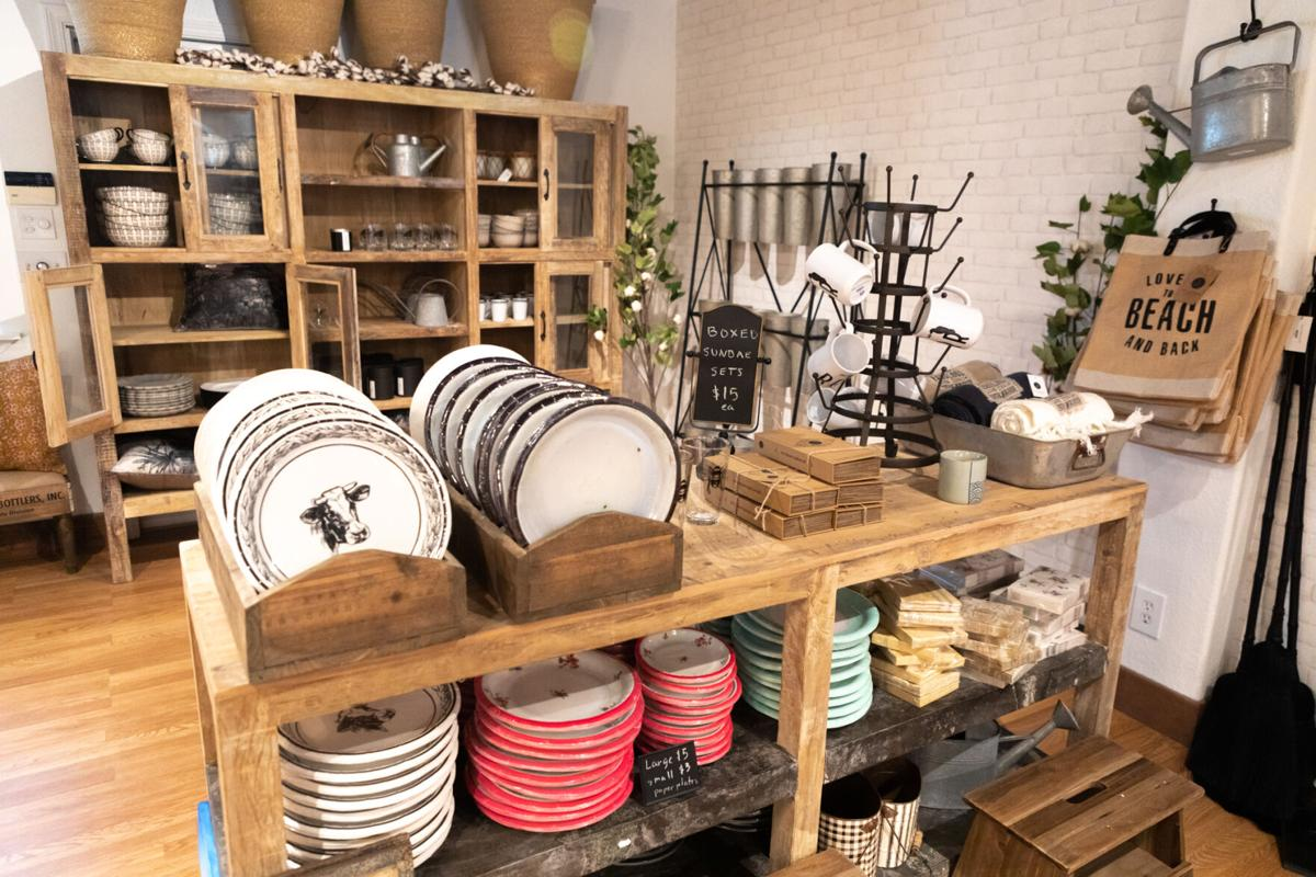 Home goods and gifts