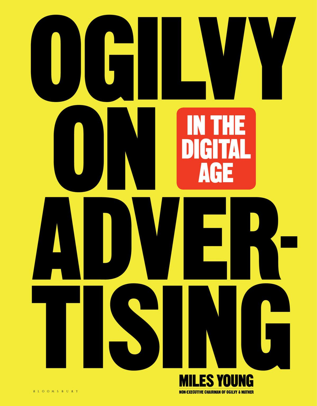 Business Bookworm  'Ogilvy on Advertising in the Digital Age'