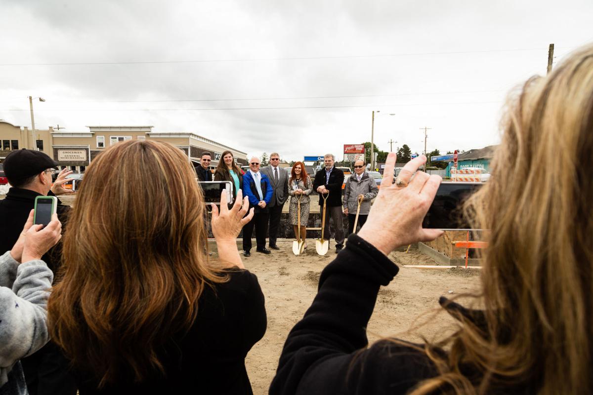Construction starts on Ocean Park clinic