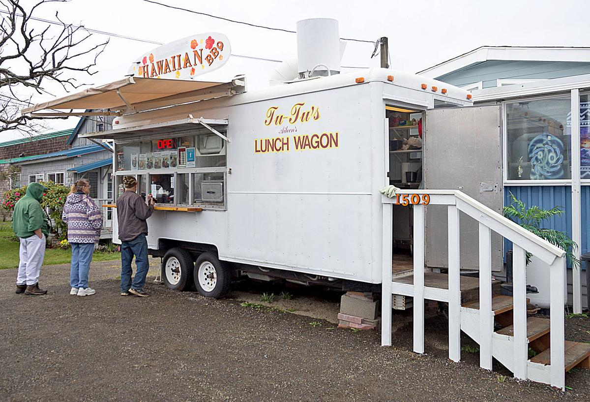 Meet the Merchant  Tu-Tu's Lunch Wagon