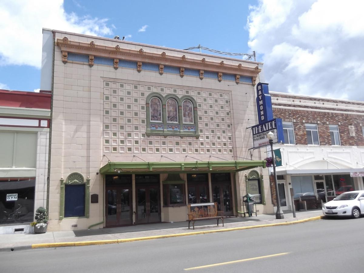 Well Preserved: The Raymond Theater