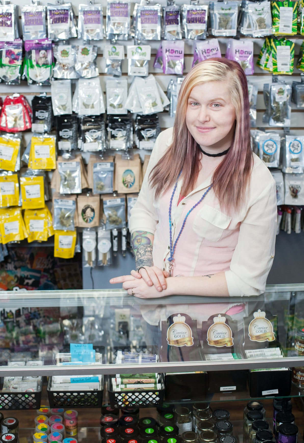 Sales soar for Port of Ilwaco pot store