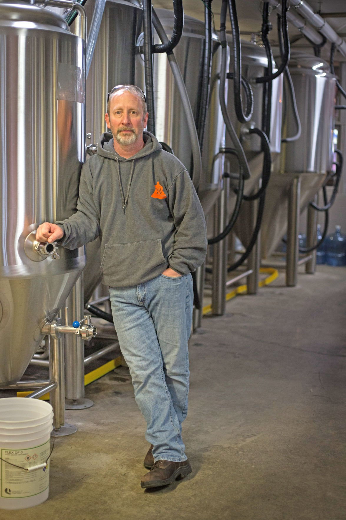 Brew  master Seaview suds succeed