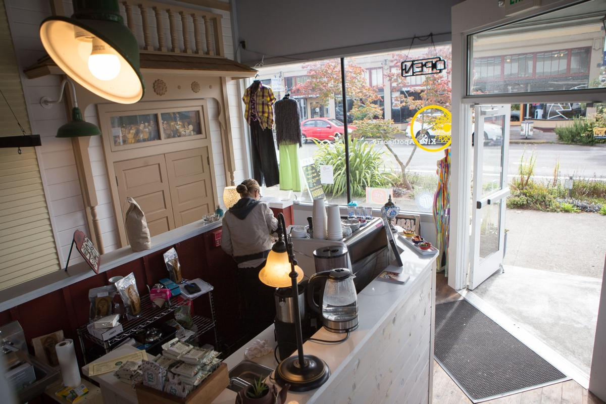 Coffee Underground is located at 1004 Marine Dr. in Astoria