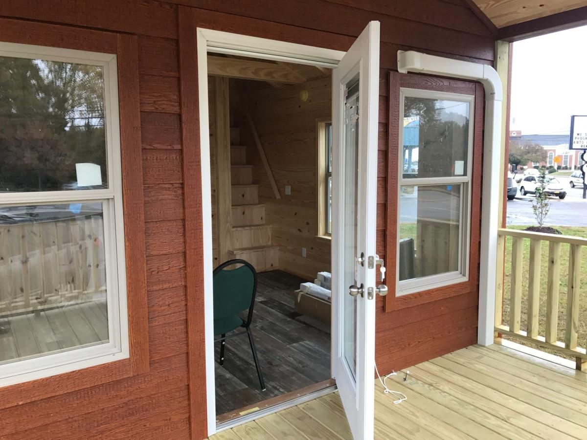 Stone Canyon Cabins selling 400 sq.-ft. homes, based out of ...