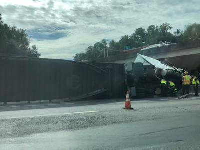 trailer accident
