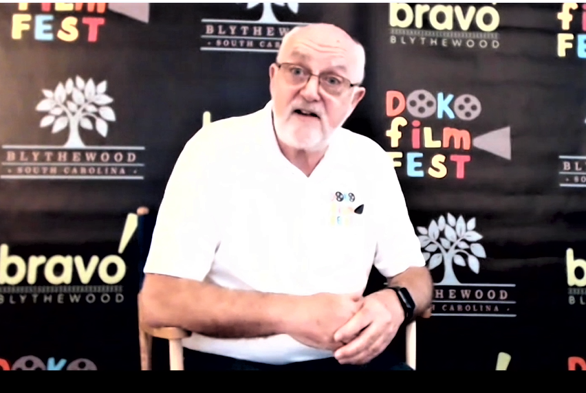 Ray Smith, Doko Film Fest creator.png