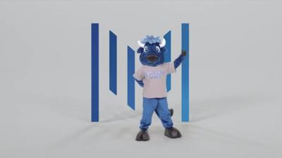 maverick mascot