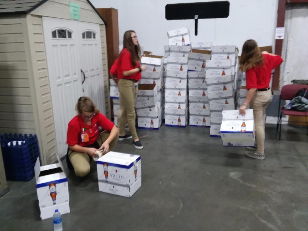 assembling boxes