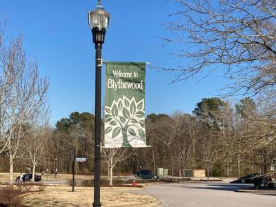 blythewood town sign