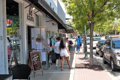 Sidewalk Sale (3)