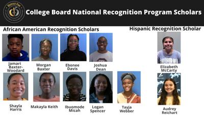 National Merit Scholarship Students