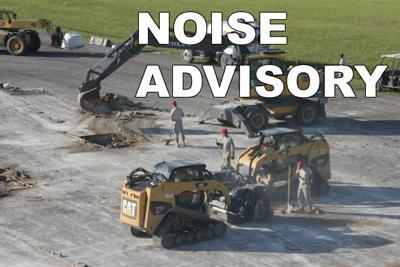 sc air national guard noise advisory
