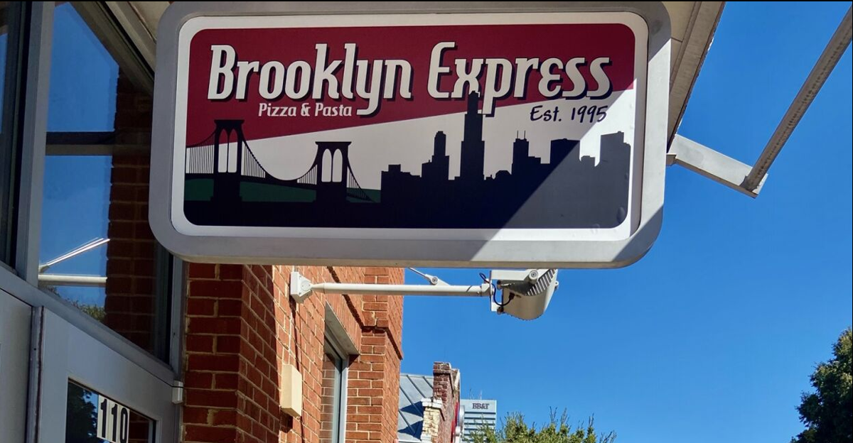 brooklyn express pizza
