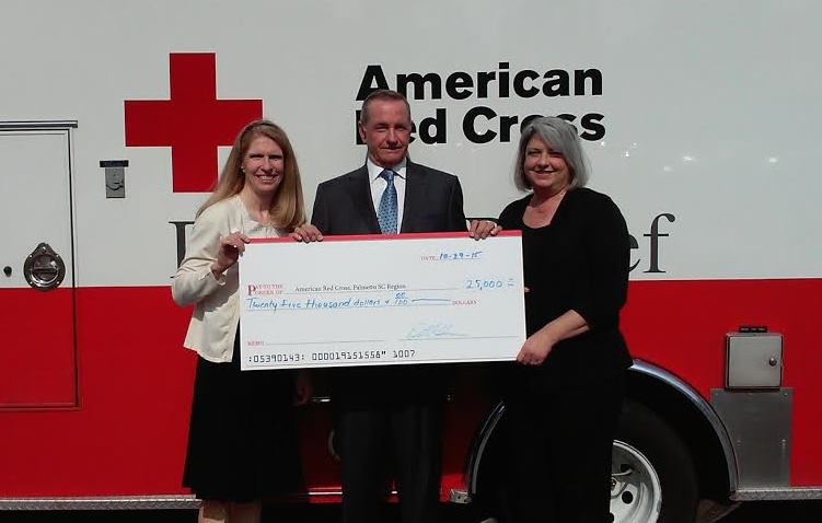 Herndon Chevrolet Donates 25 000 To American Red Cross For Flood Relief Lifestyle Coladaily Com