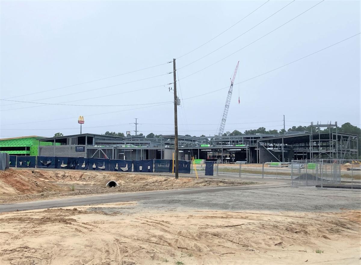 Bethel-Hanberry construction in progress.JPG