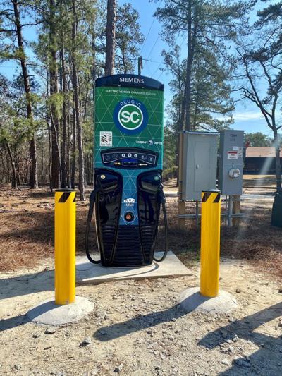 sesqui charging station