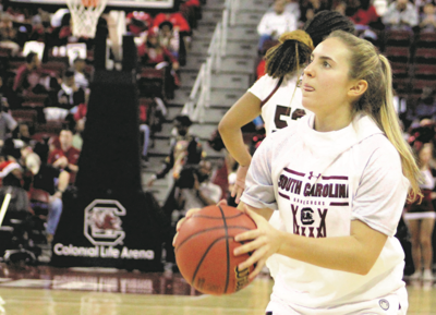 thompson USC womens basketball