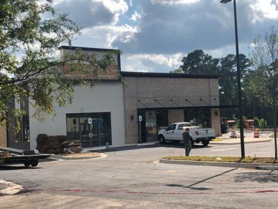 chipotle and dunkin west columbia