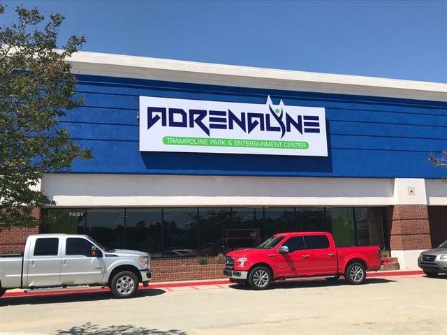 Adrenaline Trampoline Park and Entertainment Center 1