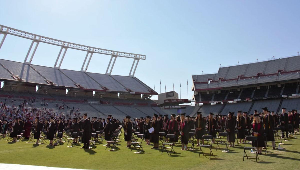 uofsc 2020 graduation ceremony