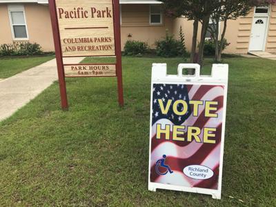 Richland County voting precinct