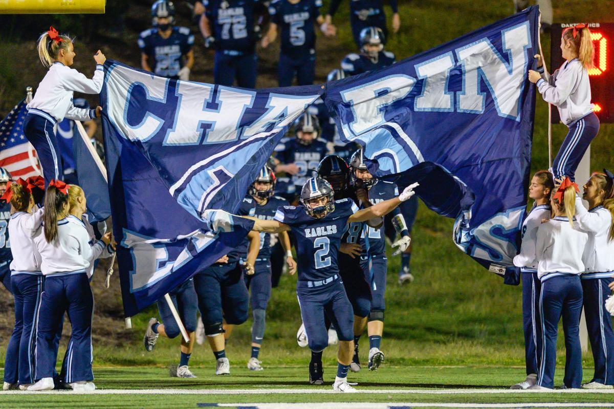 Chapin Varsity Football Game vs Lexington