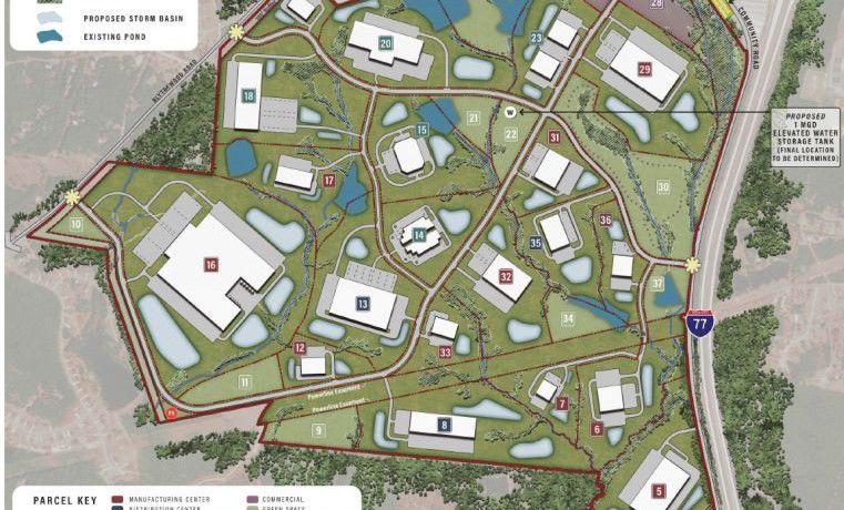blythewood master plan