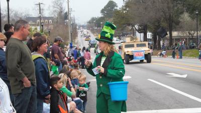 Shamrock Parade 1