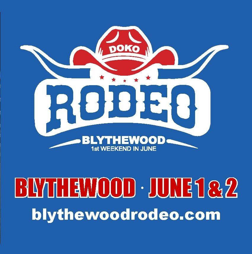 Doko Rodeo flyer
