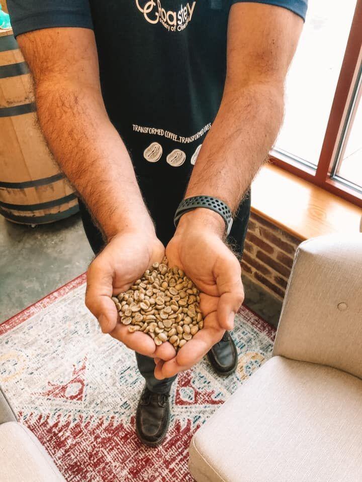 oliver gospel roastery