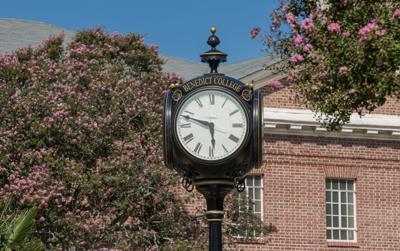 benedict college clock