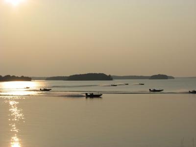 lake murray fishing