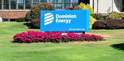dominion sign