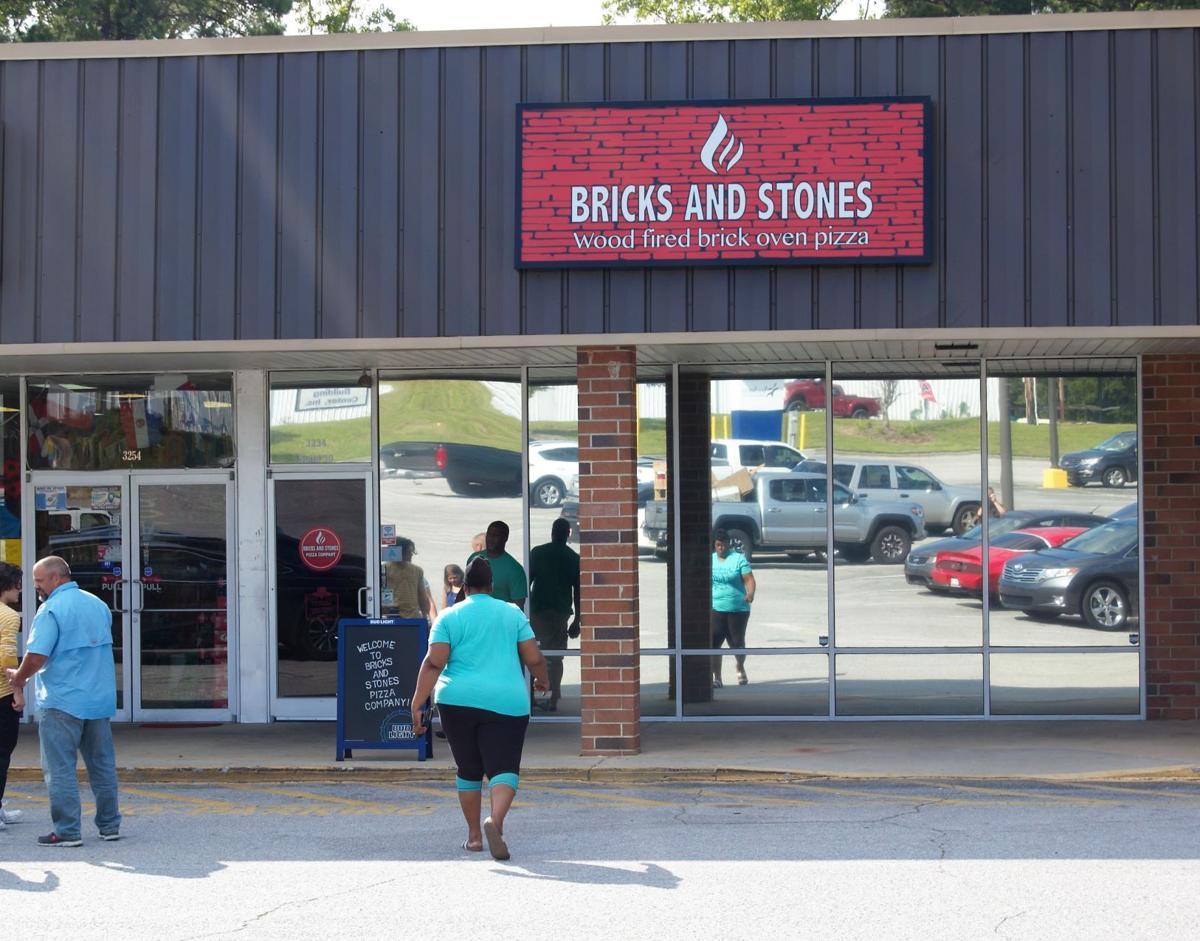 Bricks and Stones Pizza