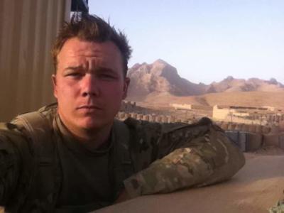 soldier salute scott craig
