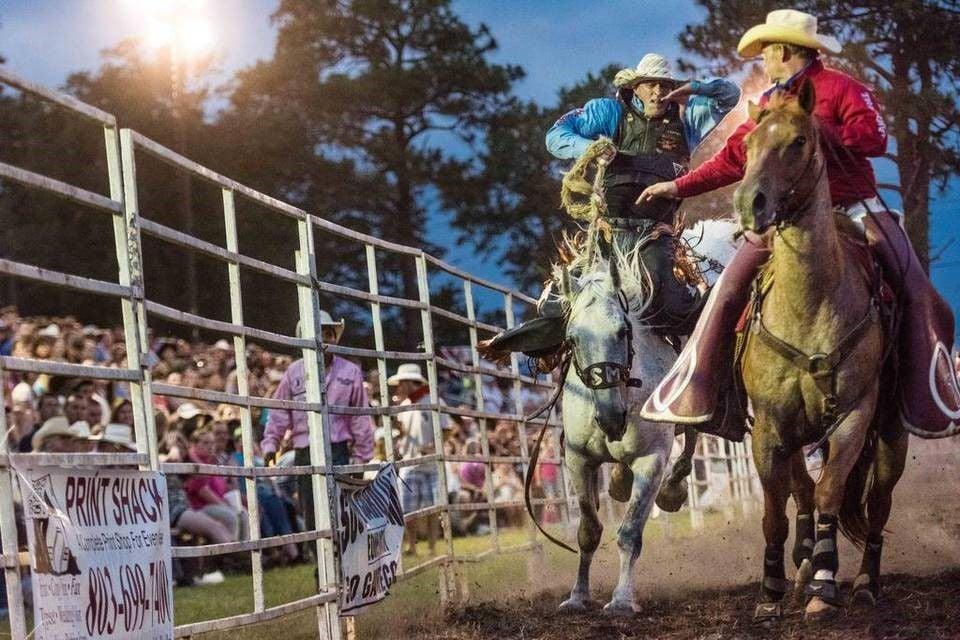 Shawn Minor 2016 Rodeo