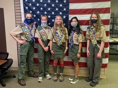 bsa eagle scouts