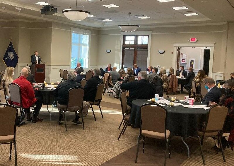 Attendees at chamber meeting.jpg