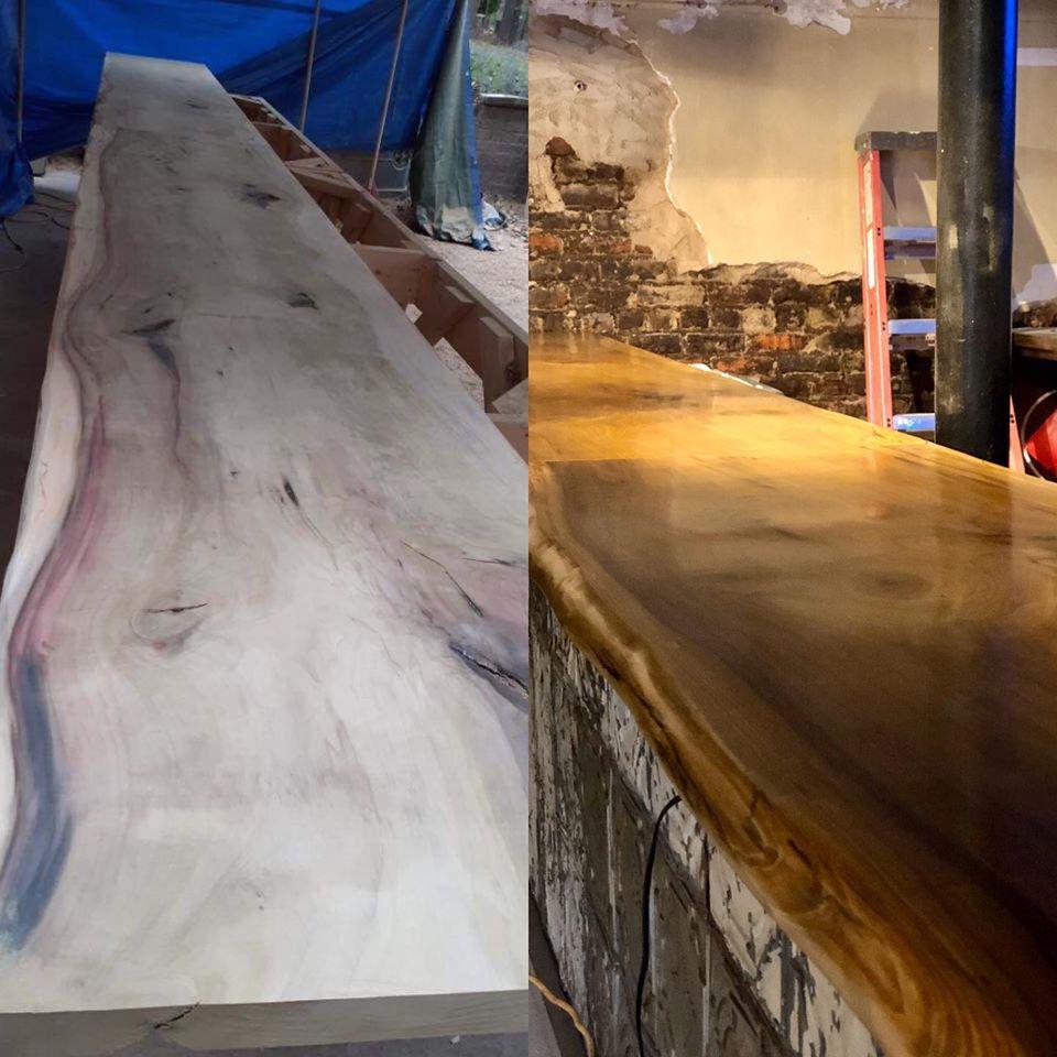 the woody bar