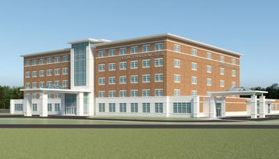 Rendering of Lexington Medical Center Northeast