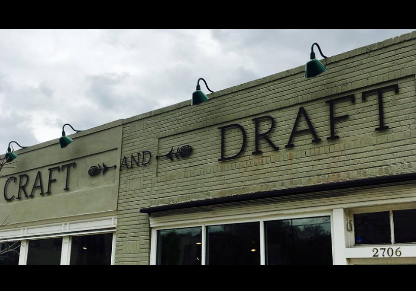 craft and draft feature