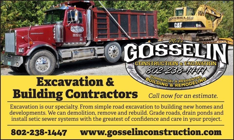 Mike Gosselin Construction & Excavation